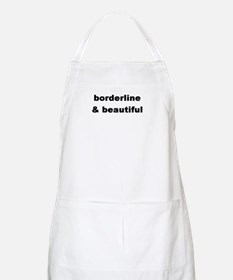 Borderline & Beautiful BBQ Apron