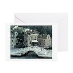 Venetian Walking Bridge Art Cards