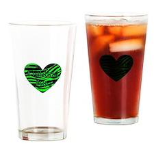 Fighting Mito Drinking Glass