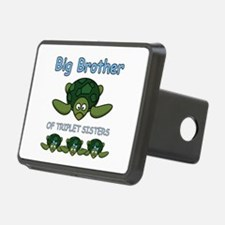 Big Bro Triplet Turtle Hitch Cover