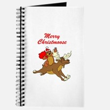 Merry Christmoose Journal