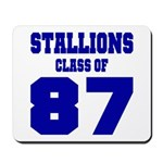 NMHS Class Of 1987 Mousepad
