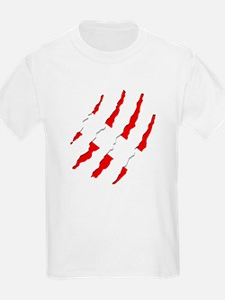 Dive Flag Scratches T-Shirt