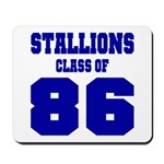 NMHS Class Of 1986 Mousepad