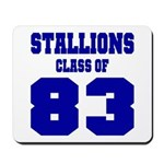 NMHS Class Of 1983 Mousepad