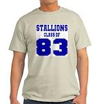 NMHS Class Of 1983 Light T-Shirt