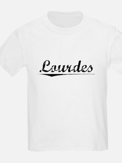 Lourdes, Vintage T-Shirt