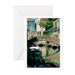 Reflection Canal Art Cards