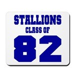 NMHS Class Of 1982 Mousepad
