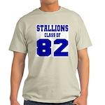 NMHS Class Of 1982 Light T-Shirt