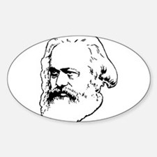 Cute Marxism Decal