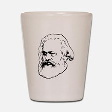 Unique Marx Shot Glass