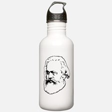 Cute Marx Water Bottle