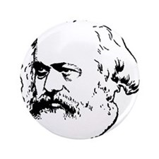 "Cute Marxism 3.5"" Button (100 pack)"