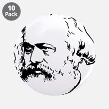 """Cute Marxism 3.5"""" Button (10 pack)"""