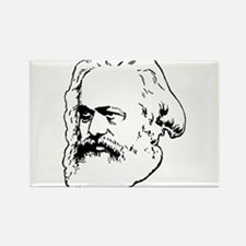 Cute Marxism Rectangle Magnet