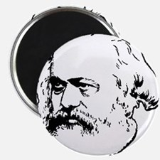Cute Marxism Magnet