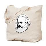 Karl marx Totes & Shopping Bags