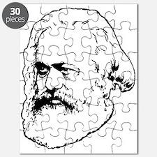 Cute Karl marx Puzzle