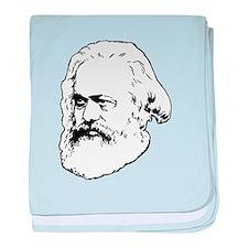 Cute Marx baby blanket