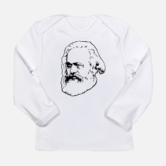 Karl Marx Long Sleeve T-Shirt