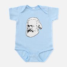 Karl Marx Body Suit
