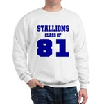 NMHS Class Of 1981 Sweatshirt