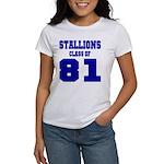 NMHS Class Of 1981 Women's T-Shirt