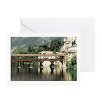 Bassano's Bridge Art Cards
