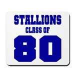 NMHS Class Of 1980 Mousepad