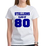 NMHS Class Of 1980 Women's T-Shirt