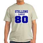 NMHS Class Of 1980 Light T-Shirt