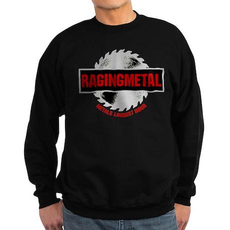 RAGINGMETAL Men's Sweatshirt (black)