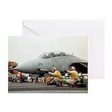 F14B Tomcat Greeting Cards (Pk of 10)