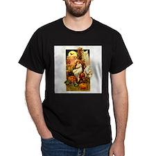Halloween Nightmare Black T-Shirt