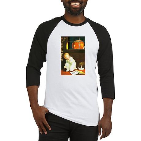 A Thrilling Halloween Baseball Jersey