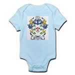 Littlejohn Coat of Arms Infant Creeper