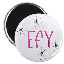"""EFY """"60s Mod"""" Magnet"""