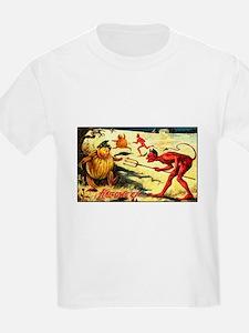 Halloween Mischief Kids T-Shirt
