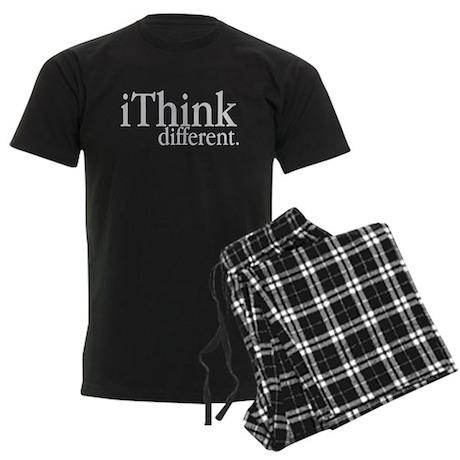 iThink-01.png Men's Dark Pajamas