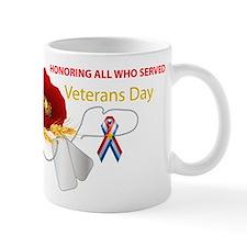 Veterans Day Mug Mugs