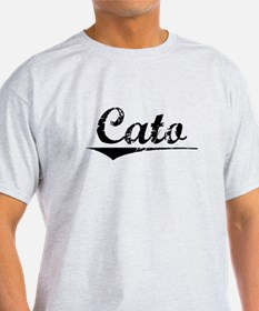 Cato, Vintage T-Shirt