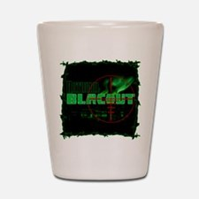 National Blacout! Shot Glass