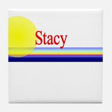 Stacy Tile Coaster