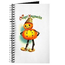 Pumpkin Man Journal