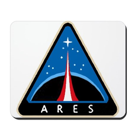 Project Ares Mousepad
