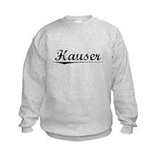 Hauser, Vintage Sweatshirt