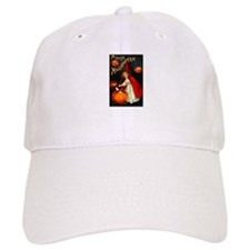 Little Red Witch Baseball Cap