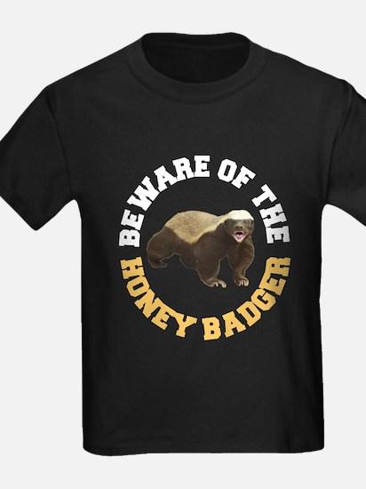 Honey Badger Beware T