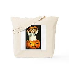 Halloween Baby Tote Bag